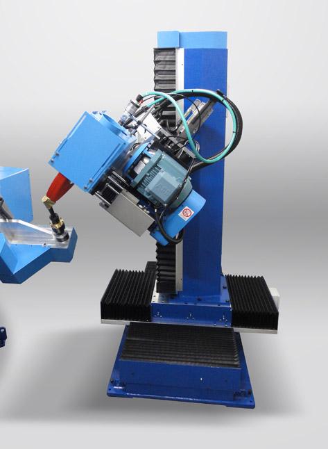 TR+CNC Getaktete Rundtischanlage
