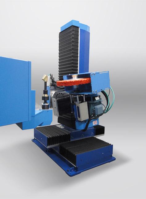 TR+CNC Mesas giratorias indexadas